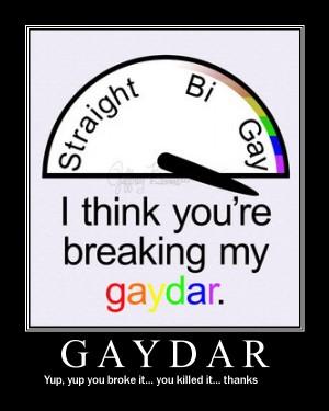 gaydar