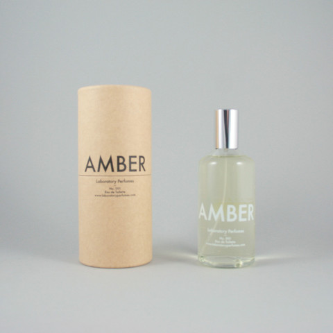 I001 Amber EDT 100ml from the Laboratory Perfumes collection available at Liberty.  If a smell was a good-looking person, this would be it.